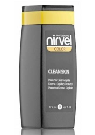 Nirvel Professional Крем для Защиты Кожи Головы при Окрашивании CLEAN SKIN, 125 мл кондиционер для кожи cobra skin clean 0 5 л