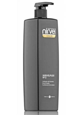 Nirvel Professional Укрепляющий Крем NIRVELPLEX №2 BOND SEALER, 1000 мл nirvel укрепляющий крем nirvelplex 2 bond sealer 1 л