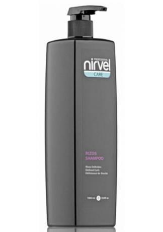 Nirvel Professional Шампунь для Вьющихся Волос RIZOS SHAMPOO, 1000 мл rizos gel гель для вьющихся волос 250 мл