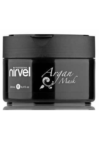 Nirvel Professional Маска для Волос ARGAN MASK, 250 мл цена