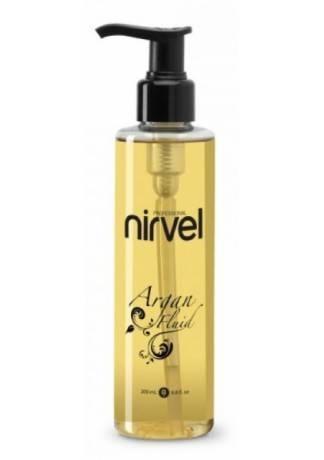 Nirvel Professional Флюид с Маслом Арганы ARGAN FLUID, 200 мл флюид c ehko keratin farbglanz hair fluid 7 10 мл
