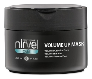 Nirvel Professional Маска Volume Up Mask для Тонких Волос, 250 мл nirvel professional экспресс маска для поврежденных волос x press mask 250 мл