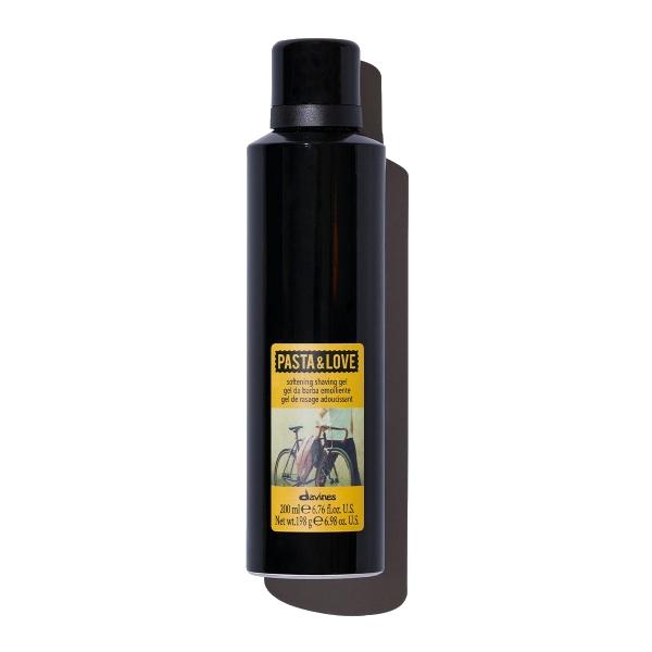 Davines Гель Softening Shaving Gel Смягчающий для Бритья, 200 мл гель для бритья la biosthetique shaving gel 150 мл