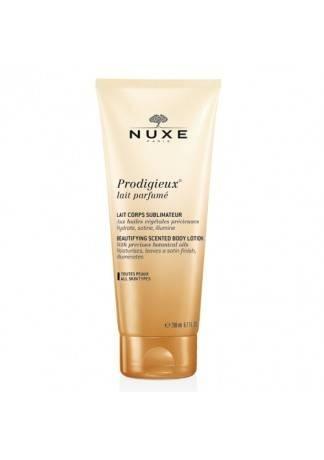NUXE Молочко для Тела Парфюмированное Продижьез Тюбик, 200 мл nuxe prodigieux body lotion молочко для тела 200мл