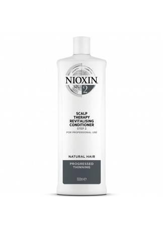 NIOXIN Scalp Revitaliser System 2 - Увлажняющий Кондиционер (Система 2), 1000 мл nioxin scalp revitaliser system 1 увлажняющий кондиционер система 1 300 мл