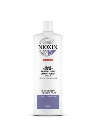 NIOXIN Scalp Revitaliser System 5 - Увлажняющий Кондиционер (Система 5), 1000 мл nioxin scalp revitaliser system 1 увлажняющий кондиционер система 1 300 мл