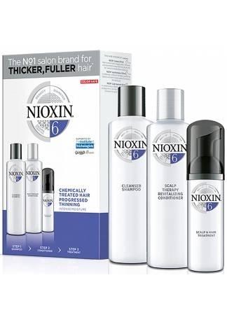 NIOXIN System 6 Kit XXL- Набор (Система 6), 300/300/100 мл coolhair collagen system набор