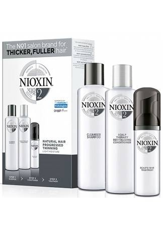 NIOXIN System 2 Kit XXL- Набор (Система 2), 300/300/100 мл coolhair collagen system набор