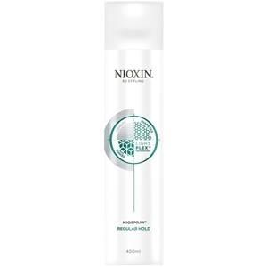 NIOXIN Лак спрей подвижной фиксации, 400 мл