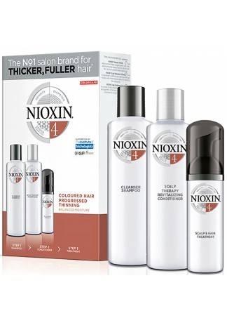 NIOXIN System 4 Kit XXL- Набор (Система 4), 300/300/100 мл недорого