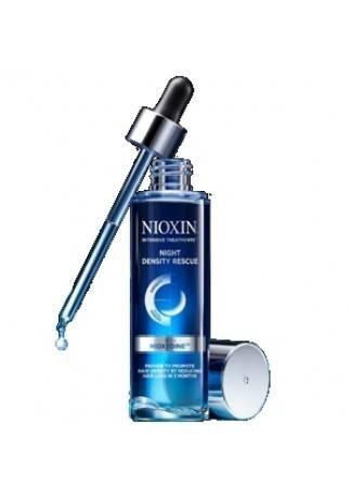 NIOXIN Ночная сыворотка для увеличения густоты волос 70, мл биодерма ночная сыворотка