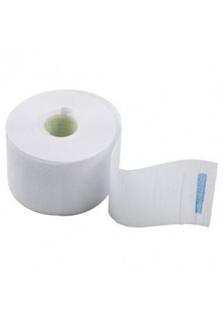 OLLIN PROFESSIONAL Воротнички Бумажные с Клеевой Полоской для Фиксации, 5 рулонов*100 шт