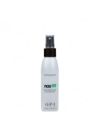 OPI Дезинфицирующая Жидкость для Ногтей Nas-99, 110 мл opi дезинфицирующая жидкость для ногтей nas 99 110 мл