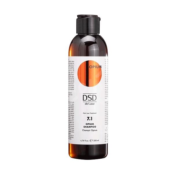 DSD De Luxe Шампунь Opium Shampoo №7.1, 200 мл dsd de luxe шампунь antiseborrheic shampoo 1 1 антисеборейный 200 мл