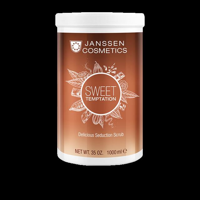 Janssen Скраб Релаксирующий для Тела с Экстрактом Какао, 1000 мл