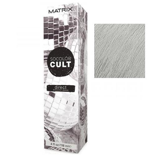 MATRIX Крем с Пигментами Прямого Действия Серебро Диско Socolor Cult, 118 мл недорого
