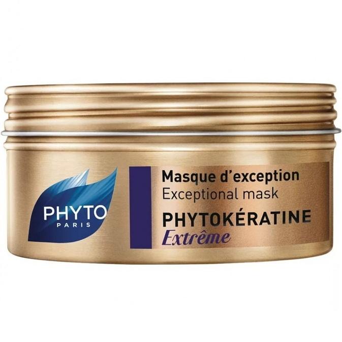 Phyto Маска Phytokeratine Extreme для Волос Фитокератин Экстрем, 200 мл шампунь фитокератин