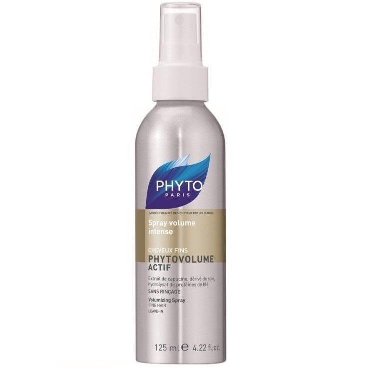 Phyto Спрей Phytovolume Actif Intense Volume Spray для Придания Объема Фитоволюм Актиф, 125 мл