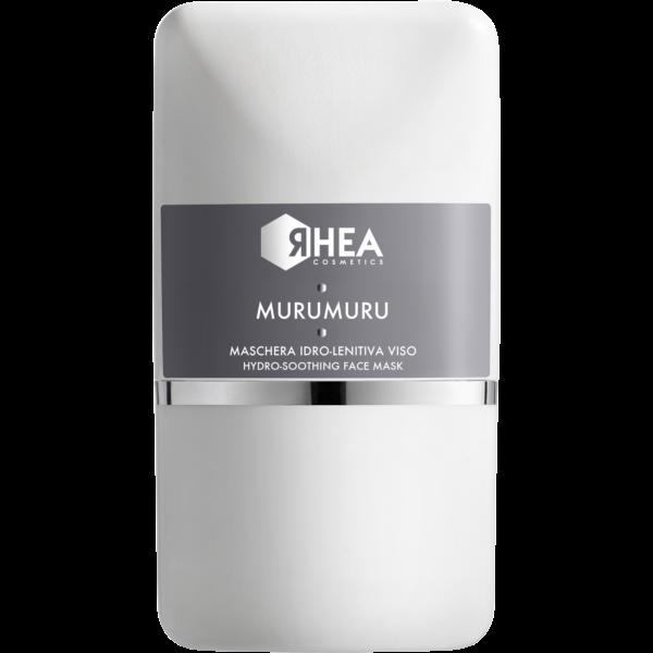 Rhea Cosmetics Маска MuruMuru Успокаивающая Увлажняющая для Лица, 30 мл