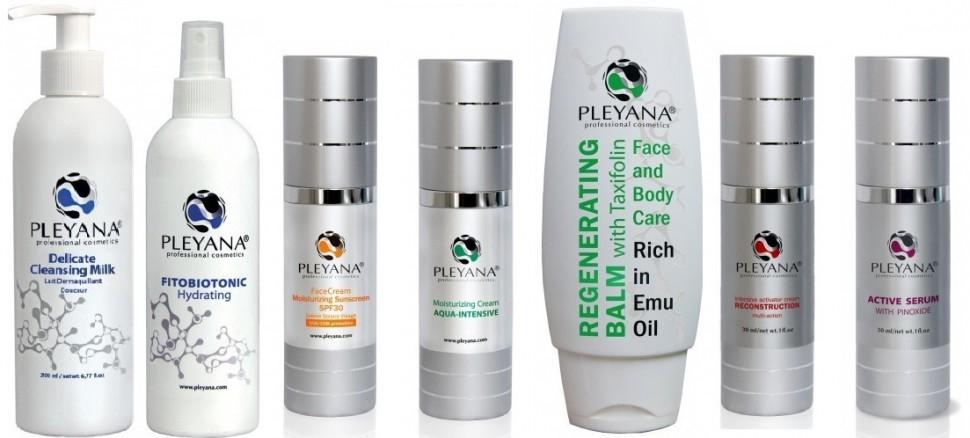 Pleyana Home Skin Care Set 12A