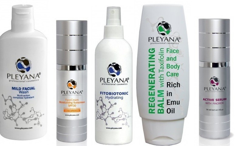 Pleyana Home Skin Care Set # 12B