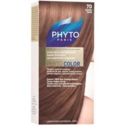 Phyto Краска для Волос Золотистый Блонд 7d Фитоколор