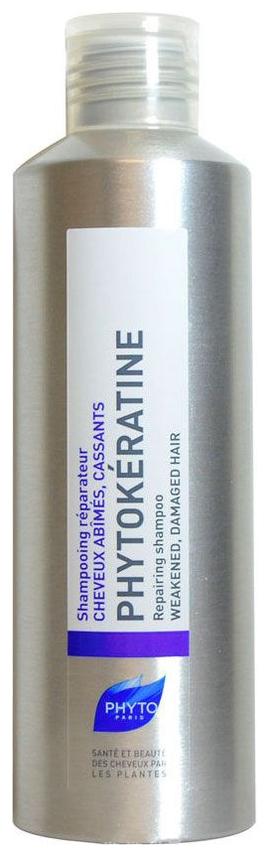 Phyto Шампунь Phytokeratine Reparative Shampoo Восстанавливающий Фитокератин, 200 мл