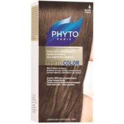 Phyto Краска для Волос Тёмный Блонд 6 Фитоколор