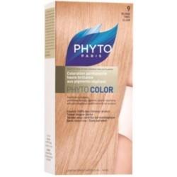 Phyto Краска для Волос Очень Светлый Блонд 9  Фитоколор бразильское настроение