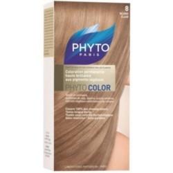 Phyto Краска для Волос Светлый Блонд 8 Сдвойка Фитоколор