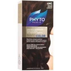 Phyto Краска для Волос Шатен Каштановый Шоколад 4mc Фитоколор цена 2017