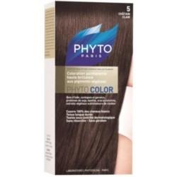 Phyto Краска для Волос Светлый Шатен 5 Фитоколор