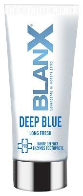 Blanx Зубная Паста Про-Экстремальная Свежесть Pro Deep Blue, 75 мл