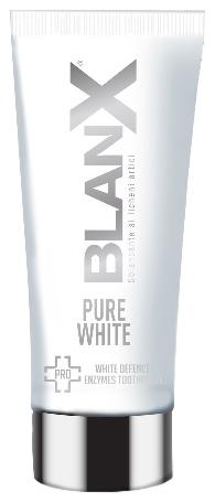 Blanx Зубная Паста Про-Чистый Белый Pro Pure White, 75 мл цена