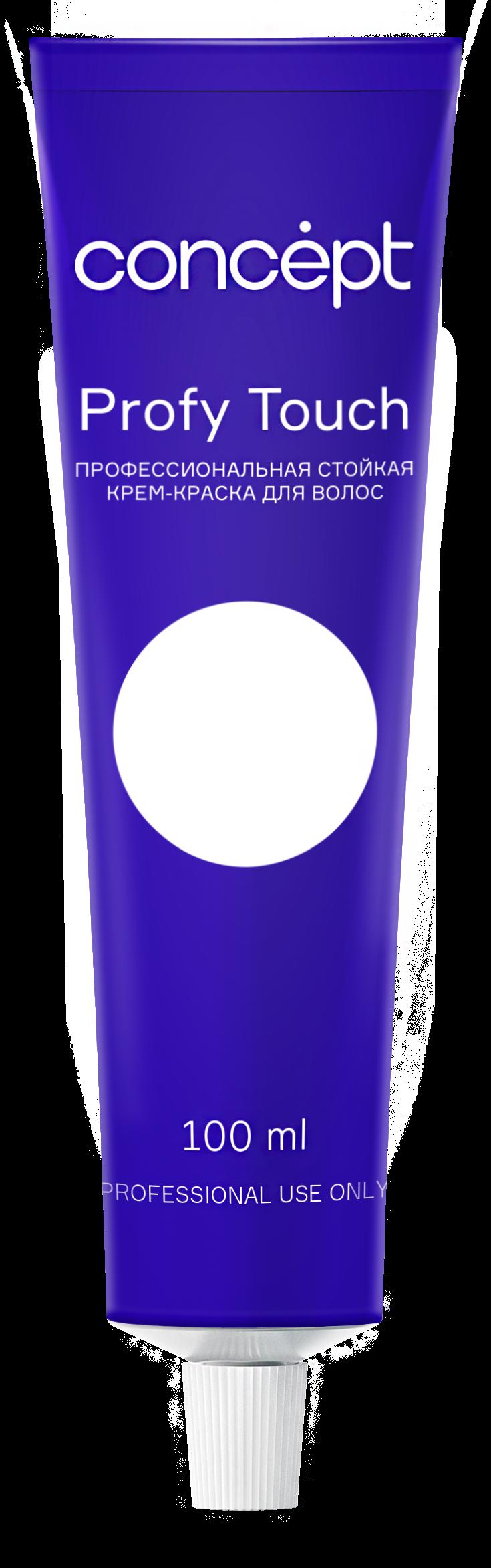 Concept Крем-Краска Profy Touch Стойкая для Волос, 100 мл краска для волос concept concept co066lwbokf3