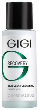 GIGI Гель RC Pre & Post Skin Clear Cleanser для Бережного Очищения, 50 мл