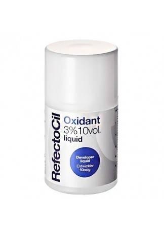 Refectocil Растворитель для Краски (3%), Кремовая Эмульсия, 100 мл жидкий 3 оксидант для разведения краски 100 мл refectocil refectocil