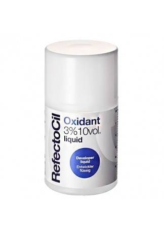 Refectocil Растворитель для Краски (3%), Жидкость,100 мл refectocil жидкость для снятия краски 100 мл