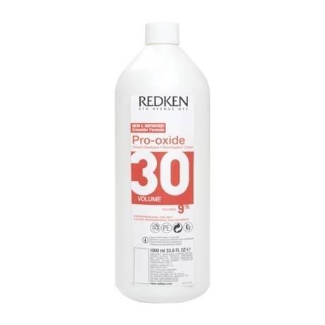 REDKEN Про-Оксид 30 Волюм крем-проявитель (9%) , 1000 мл 2018 набор волюм хай райз 1 шт redken high rise