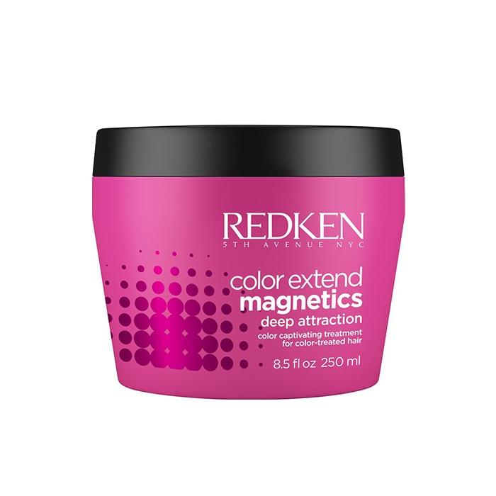 REDKEN Маска Color Extend Magnetics Магнетикс, 250 мл маска для волос redken colour extend magnetics 250 мл для сохранения насыщенности цвета