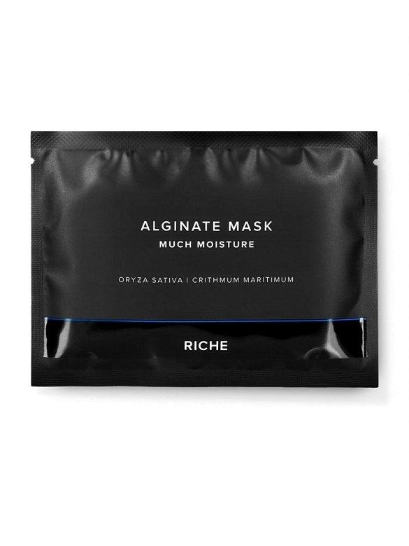 RICHE Маска Альгинатная Увлажняющая, 30г увлажняющая маска авен