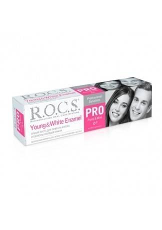 R.O.C.S. Зубная Паста Young&White Enamel, 135г
