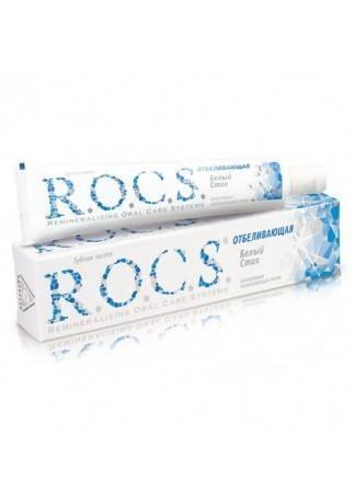 R.O.C.S. Зубная Паста  Отбеливающая, 74 гр