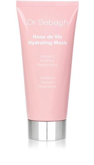 цена на Dr Sebagh Увлажняющая маска Роза жизни Rose de Vie Hydrating Mask, 100 мл