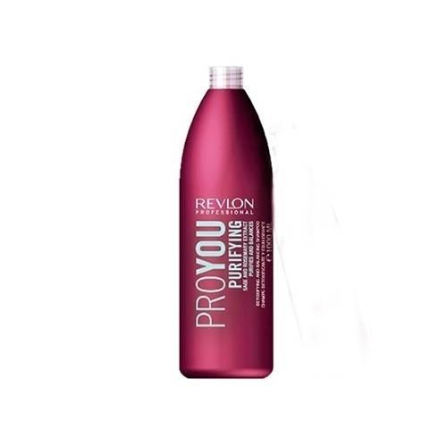REVLON Шампунь для Волос Очищающий Pro You Purifying, 350 мл revlon шампунь для волос восстанавливающий pro you repair shampoo 350 мл