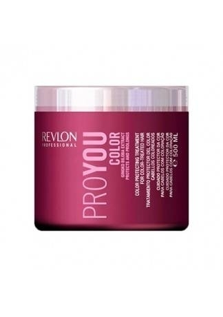 Фото - REVLON Маска для Сохранения Цвета Окрашенных Волос Pro You Color, 500 мл revlon маска для сохранения цвета окрашенных волос pro you color 500 мл