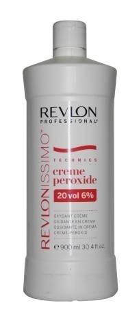 REVLON Кремообразный Окислитель 6% Пероксид, 900 мл revlon professional кремообразный окислитель 6% 900 мл
