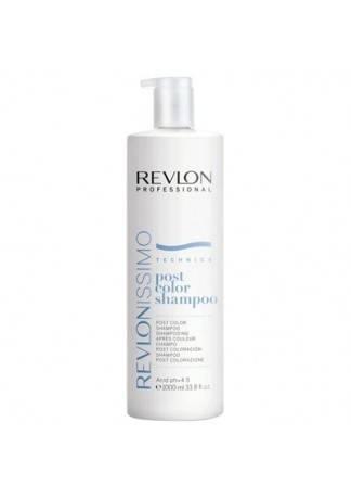 REVLON Шампунь После Окрашивания Волос Post Color, 1000 мл