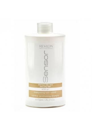 REVLON Увлажняющий Шампунь-Кондиционер для Сухих Волос, 750 мл шампунь для волос увлажняющий и питательный proyou nutritive shampoo 350мл revlon professional proyou