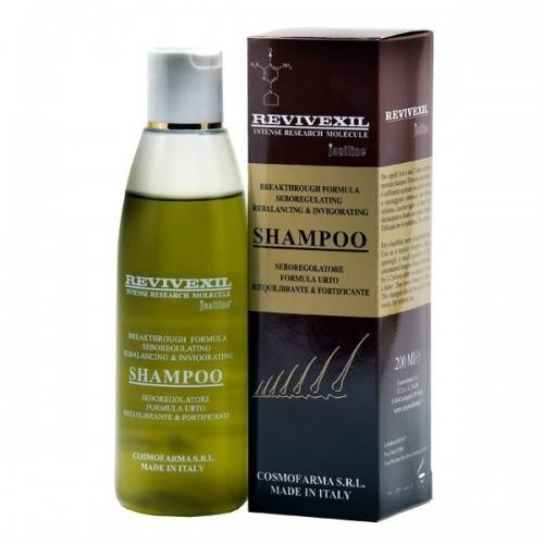 Revivexil Шампунь Shampoo Ревивексил, 200 мл